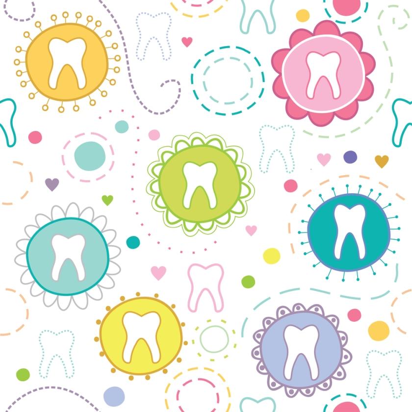 nascimento dos dentes do bebê