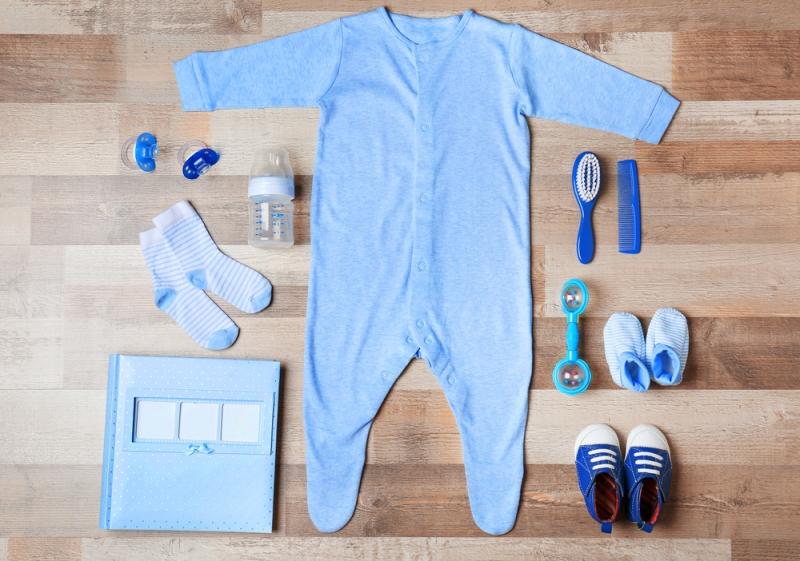 Saiba o jeito certo de como lavar as roupas do bebe