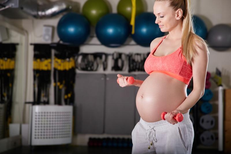 Tenha uma gravidez saudável praticando atividades físicas